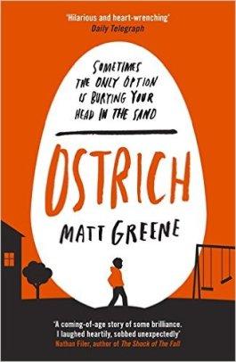 Ostrich Matt Greene ege